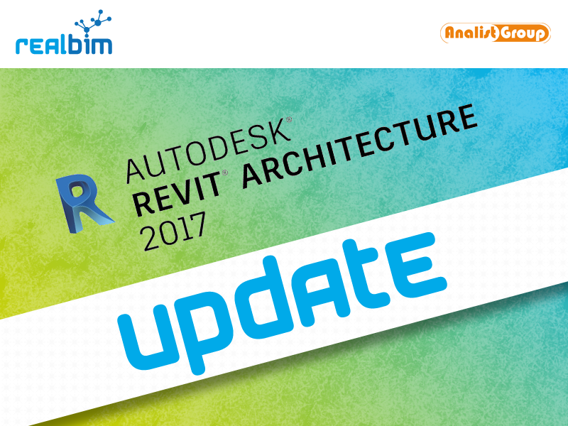 Revit 2017 Update 1 Direct Download Links