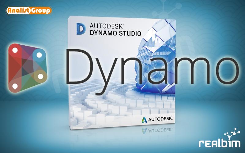 Dynamo 1.2 for Revit: miglioramenti della stabilità e delle prestazioni.