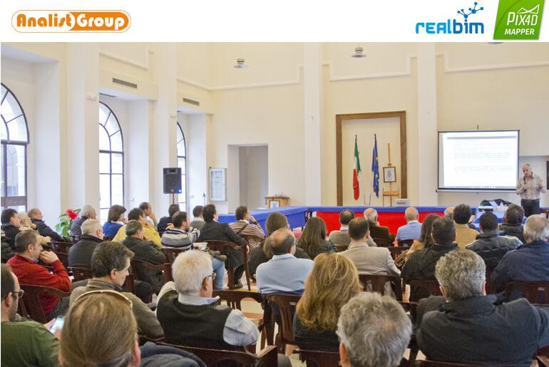 SmartCity: a Castrovillari si è discusso di progettazione BIM